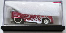 HOT WHEELS LIBERTY PROMOTIONS WINTER WAGON '09 VW DRAG BUS W+