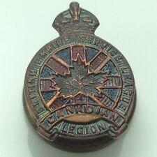 1927 British Empire Service League Screw Back Pin Marker W Scully C781