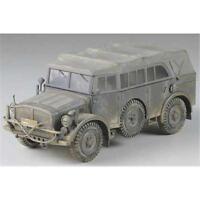 Horch 4x4 Type 1a Einheits PKW, Tamiya 35052, M 1:35 Modellbau Wehrmacht WW II