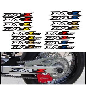 For Suzuki DRZ400 Drz400sm DR-Z 400S E Swingarm Stickers Decals drz 400 Graphics