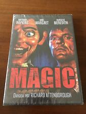 MAGIC EL MUÑECO DIABOLICO ED 1DVD - 1978 - NUEVO EMBALADO - NEW SEALED  - 105MIN