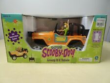 Scooby Doo Groovy R/C vehicle remote radio control jeep new in box rare