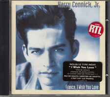 CD ALBUM HARRY CONNICK, JR. / FRANCE, I WISH YOU LOVE