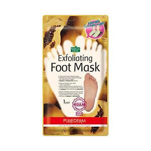 [PUREDERM] Exfoliating Foot Mask (Regular) - 3pcs