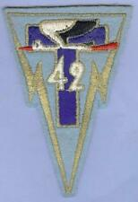 French Army 42nd Signal Regiment Jacket Patch Sign