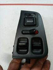 94 97 ACCORD EX 2.2 COUPE MASTER POWER WINDOW SWITCH *MINT*  BLACK 2.3 ACURA CL
