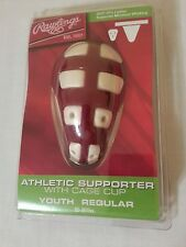 Rawlings Youth Regular Athletic Supporter and Cage Cup