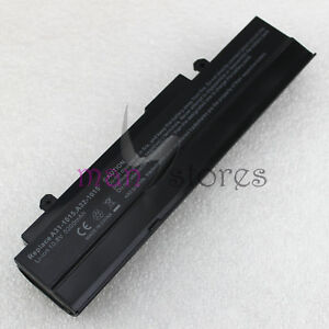 6Cell Laptop Battery For ASUS Eee PC 1215 1016 1016P 1215P 1215B 1215N A32-1015