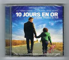 10 JOURS EN OR - LA BANDE ORIGINALE DU FILM - 20 TRACKS - 2011 - NEUF NEW NEU