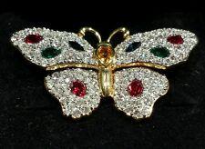 Swarovski Schmetterling Brosche Brooch retired RAR