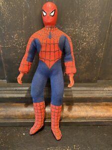 """Vintage 1974 MEGO MARVEL Comics  SPIDER-MAN 8"""" Action Figure"""