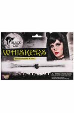 Forum Novelties Black Cat Whiskers - Adult One Size