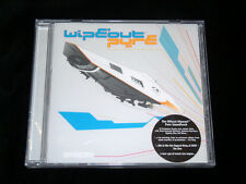 WIPEOUT PURE - THE OFFICAL SOUNDTRACK CD TO THE PS GAME -Aphex Twin LFO etc. NEW