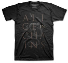 Alice In Chains 'Snakes' T-Shirt - NEW & OFFICIAL!