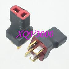Direct connect: T-Plug Deans Style Parallel 1F2M Rc Battery Esc Connector