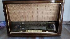 Röhrenradio Saba Wildbad 8 , bitte lesen !