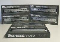 Walthers Proto Santa Fe Chief HO 85' Pullman Sleepers Regal, Hotevilla etc