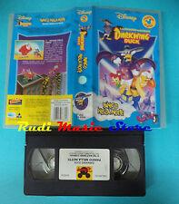 VHS film DARKWING DUCK PANICO NELLA NOTTE 1997 ANIMAZIONE Disney  (F94) no dvd
