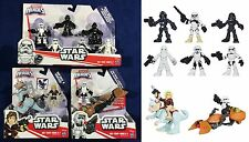 New STAR WAR Galactic Heroes - IMPERIAL FORCES PACK Tauntaun SOLO Scout Trooper