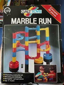 Galt Toys Marble Run, Vintage & in Original Box