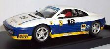 Modellini statici di auto, furgoni e camion blu per Ferrari