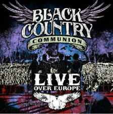 Black Country Communion : Live Over Europe CD (2012) ***NEW***