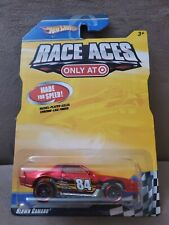Hot Wheels 80s Blown Camaro Race Aces 2009 Red Target Exclusive Rare!