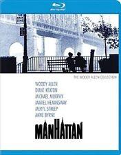 Manhattan With Woody Allen Blu-ray Region 1 883904259671