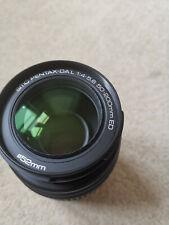 smc Pentax DA L 50-200mm EDLens