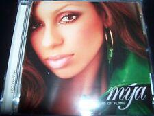 Mya Fear Of Flying (ft Free & Case Of The EX) Australia CD - Like New