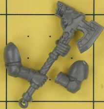 WARHAMMER 40K SPACE WOLVES MARINES pack leader Upgrade Frost épées X 4 P2 F