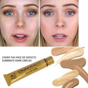 14 Color Shade Cover Flat Matte Waterproof Cosmetic Cream Liquid Shade Lightens