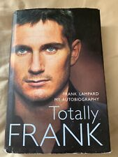 Frank Lampard Signed Autobiography Chelsea England Derby