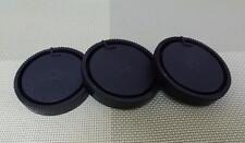 3pcs Lens Rear Cap for Sony / Minolta AF SLR DSLR Camera A55 A77 A99 RCAP-MAx3