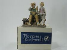 1979 The Cobbler Norman Rockwell Museum Figurine + Original Box