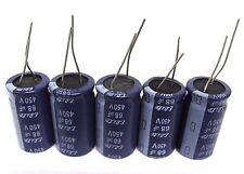 5Pcs Electrolytic Capacitors 450V 68uF Volume 18x33 mm 68uF 450V