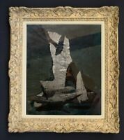 LILY MASSON (1920-2019) Fille du peintre André MASSON // Oeuvre Surréaliste (76)