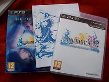 PS3 GAME FINAL FANTASY X:X2 LIMITED EDITION