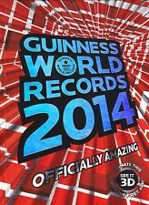 GUINNESS WORLD RECORDS 2014 - Officially Amazing