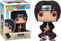 ITACHI Naruto Shippuden Funko Pop Vinyl New in Mint Box + Protector