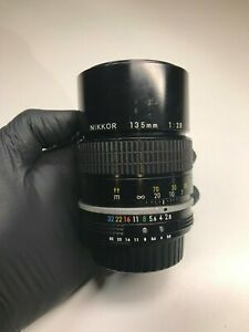 Nikkor 135mm F2.8 AI Prime in Good condition