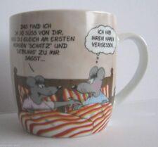 ULI STEIN Tasse Henkeltasse - Schatz - Henkelbecher aus Porzellan - NEU