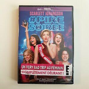 prix explosé ! _ #PIRE SOIREE (SCARLETT JOHANSSON) ♦ DVD NEUF ♦ VERY BAD TRIP !