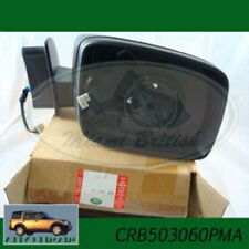 LAND ROVER MIRROR RIGHT RH LR3 RANGE SPORT 06-09 CRB503060PMA OEM