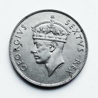 EAST AFRICA SHILLING COIN 1952 KING GEORGE VI