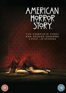 American Horror Story - Season 1-2 [DVD][Region 2]