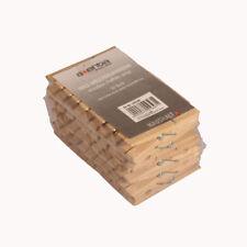50 XL Holz Wäscheklammern 7,5cm Klammern Klammer Holzklammern Holzwäscheklammern