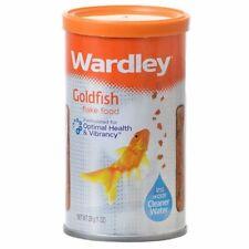 LM Wardley Goldfish Flake Food 1 oz