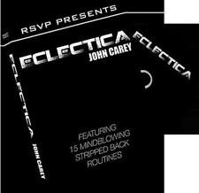 Eclectica by John Carey and RSVP - Magic Tricks