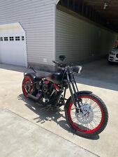 2020 Harley-Davidson bobber